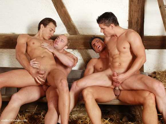 ... sex and more sex with 19 gorgeous, athletic, horned-up Czech studs (plus ...