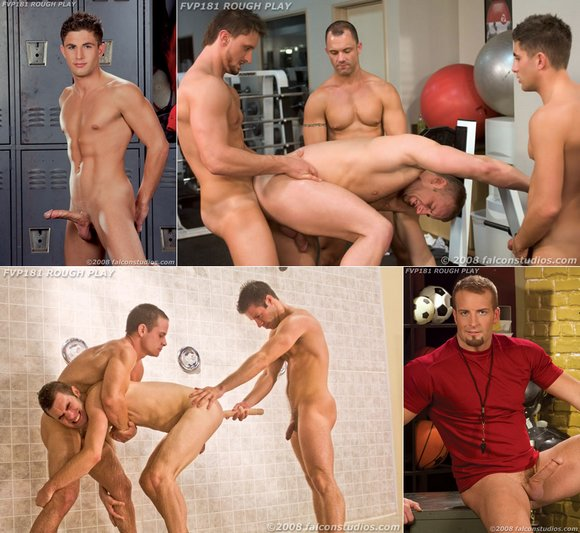 Rough Play Gay Sex. ? Porn Preview: ROUGH PLAY (Falcon Studios)