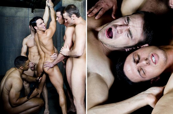 Alley Cats Randy Blue Orgy Gay Sex