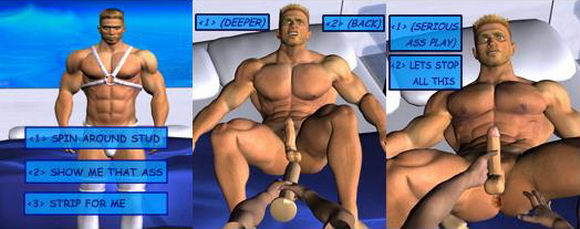 The Man Whore Flash game