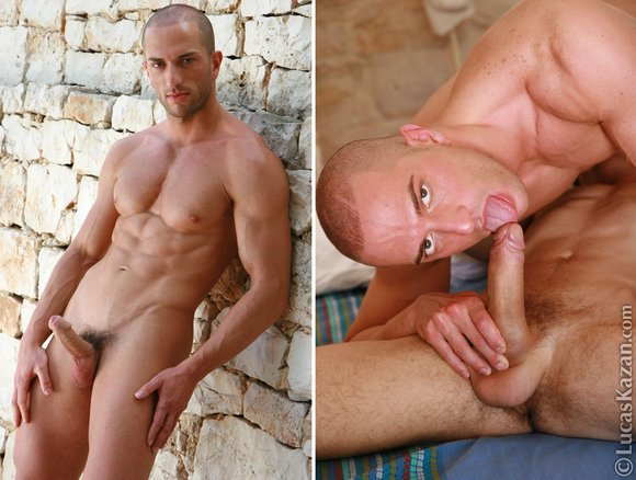 new gay porn star Bruno Boni. This Italian newcomer Bruno Boni is a ...