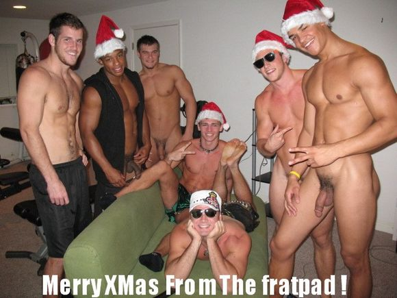 from Frederick naked gay white frat men