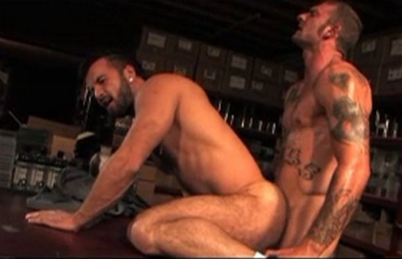 Gay Sex Ricky Sinz fucks Manue DeBoxer