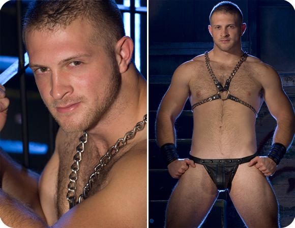 gay porn star Paul Wagner or Barry from Sean Cody