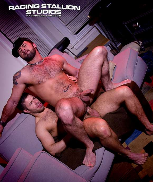 gay porn Tristan Jaxx Fucks Manuel DeBoxer sex