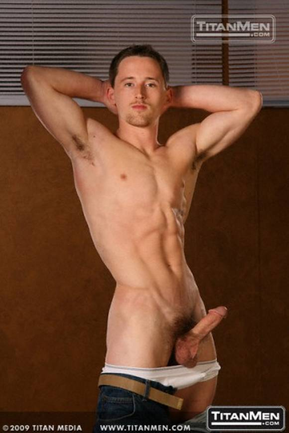 Titan Men Exclusive Gay Porn Star WILL PARKER