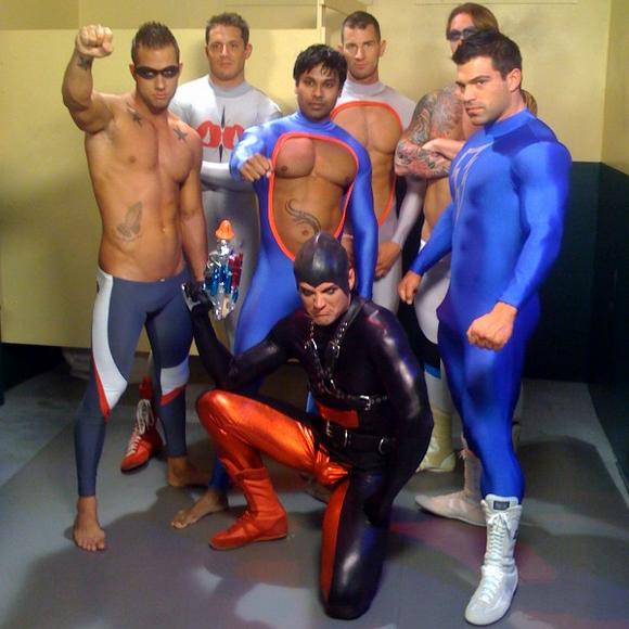 gay porn super heroes Four years after Spain legalized gay marriage, gay couples say mainstream ...