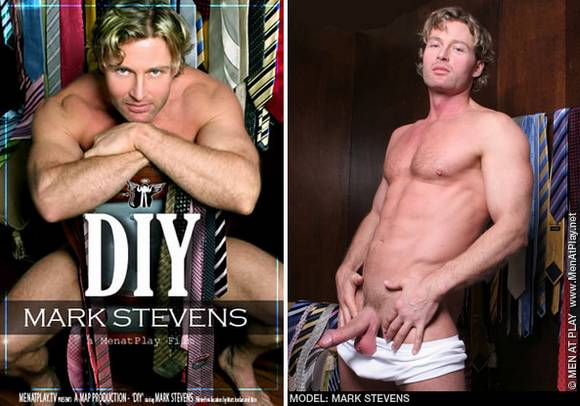 porn star Mark Stevens Men At Play