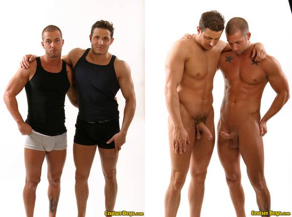 muscular porn star Rod Daily gay sex