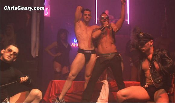 gay porn star Martin Mazza and Marco Blaze live sex show at SuperMartXe ...