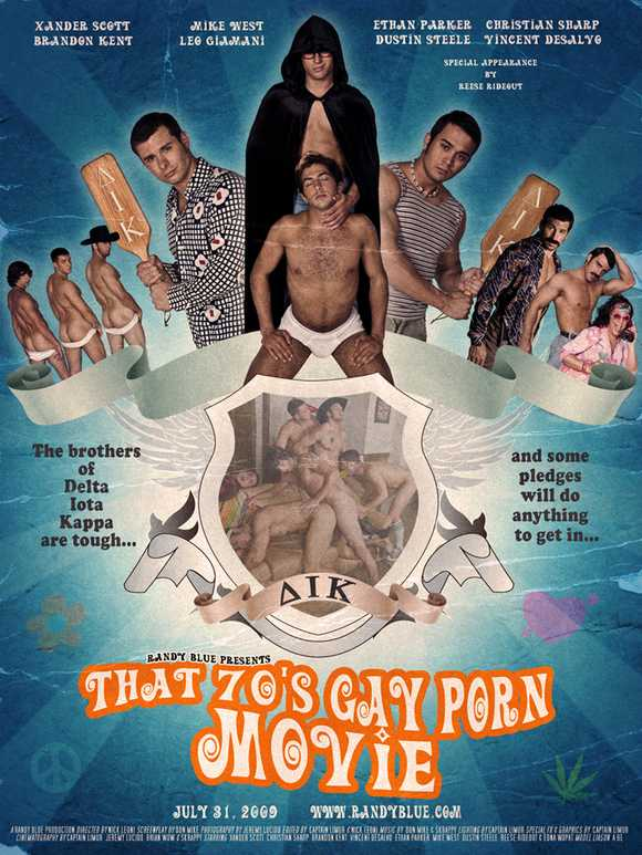Gay Porn Posters 88