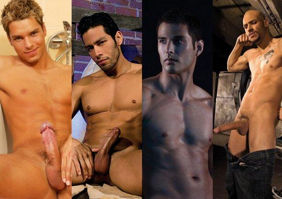 gay porn star Ricky Martinez