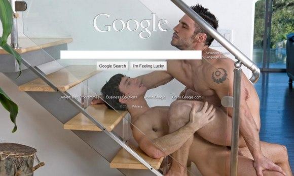 porn scene to your Google