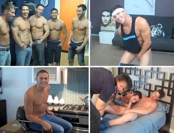 The Official RandyBlue Blog hasn't added any new Behind the scenes videos in ...