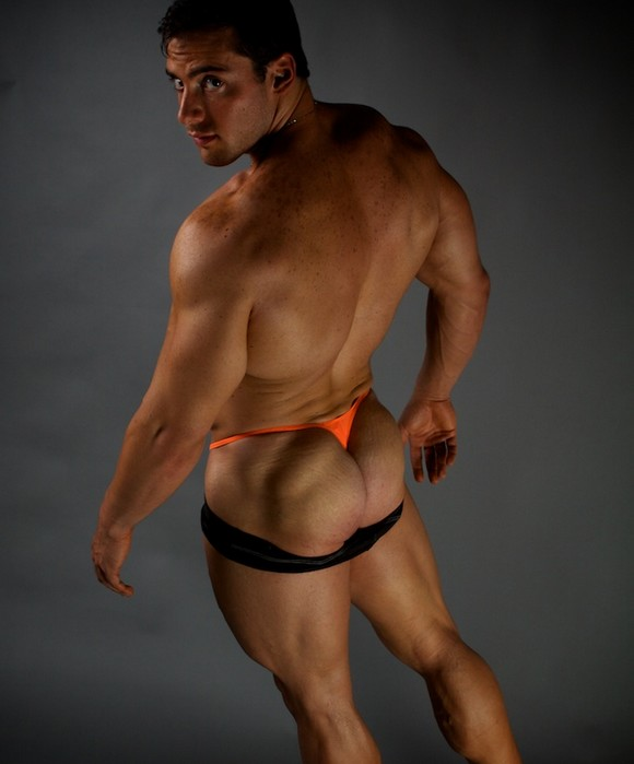Some hot pics of muscle models Francisco Soriano, Andrey Komar and gay porn ...