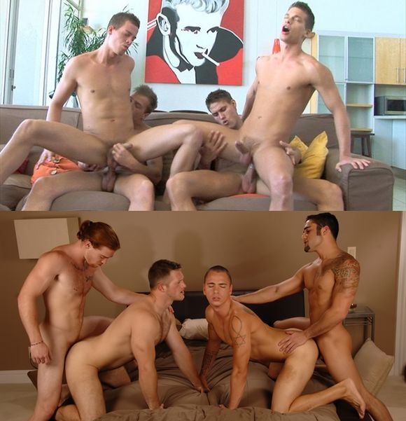 Gay video logan bottomed in that shoot for 2