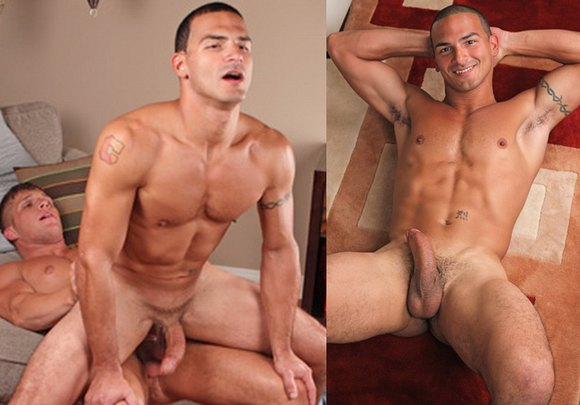 Emilio is tall, handsome and half Puerto Rican / half Costa Rican.
