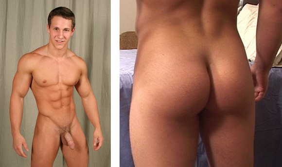 Recent Pix of Sexy and Muscular Sean Cody Porn Model BAILEY