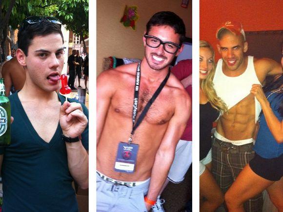 Shirtless Gay Porn Stars at The Phoenix Forum 2011 Roundup