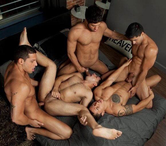 Gay group latino