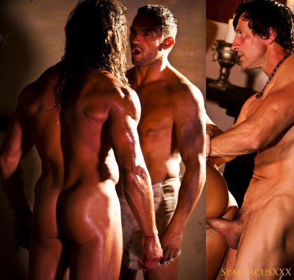 marcus london naked