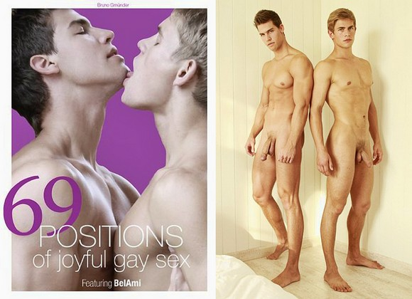 ... Positions Of Joyful Gay Sex? Check out this new pricey coffee table book ...