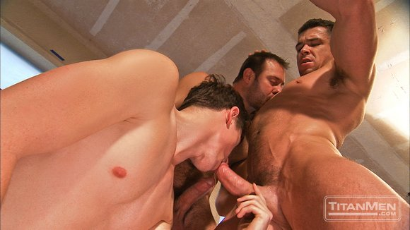 Stud Finder: Trenton Ducati Fucks Jed Athens and Ford Andrews