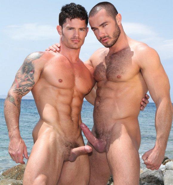 Mitchell Rock Gay Porn Star