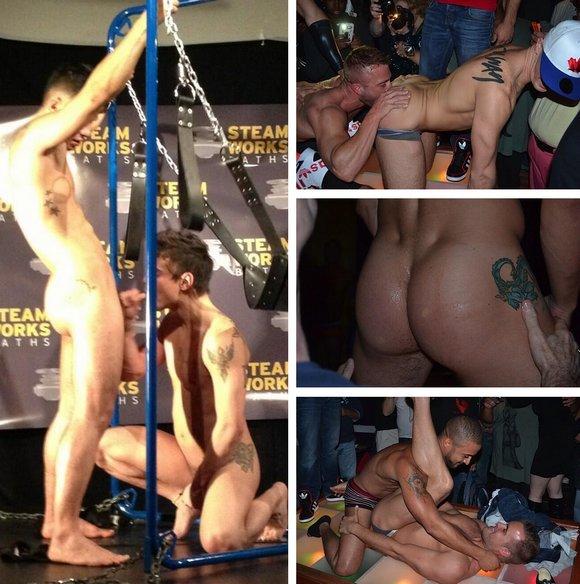 Porn awards show