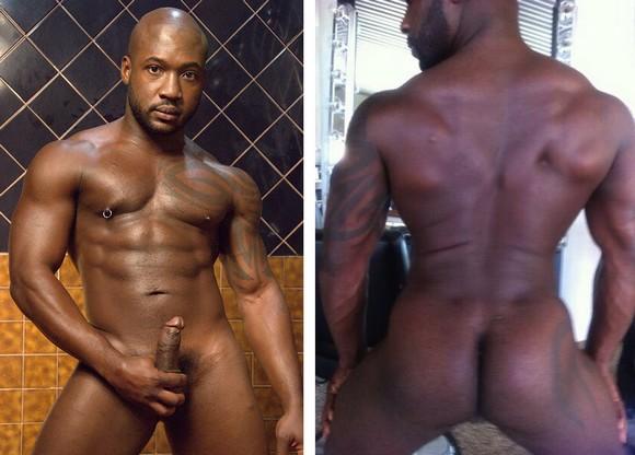 black muscular gay porn Worship Adam.