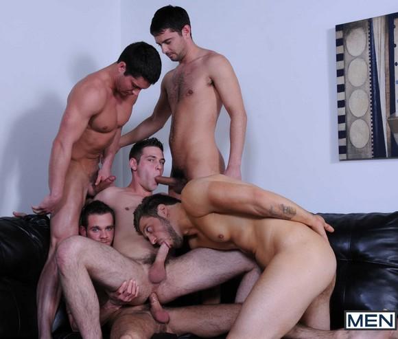 Lgbt orgy