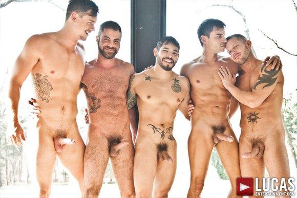 big cock orgy gay Anda y Lavate La Boca: Pardon My Spanish!