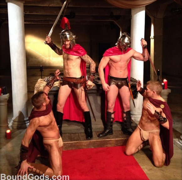 Christian Wilde Connor Maguire Connor Patricks Alex Adams Roman Gladiators Porn