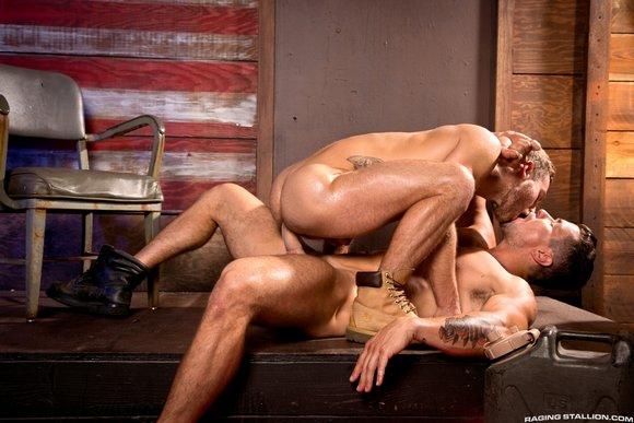 hung americans part 1 scene 4 gay porn waybig