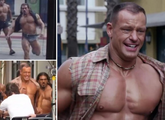 Chris Wide Vince Ferelli Gay Porn Stars GoDaddy - Bodybuilder Super Bowl