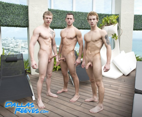 Johnny Forza Donny Forza Dalton Pierce Gay Porn Stars