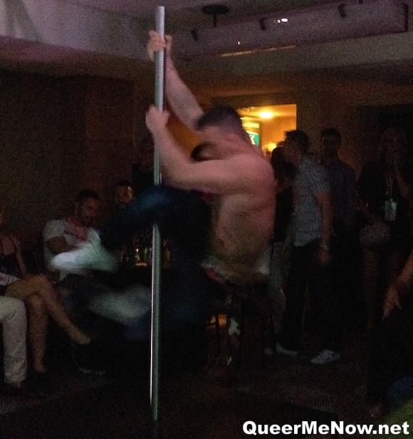 2014 male stripper finalist get blowjobs 4
