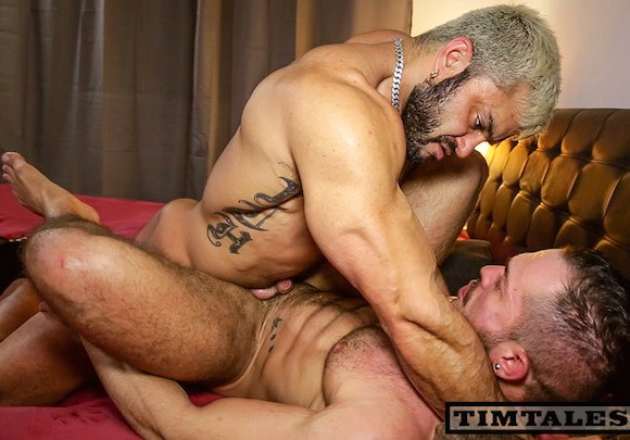 Rogan Richards Fucks Veles