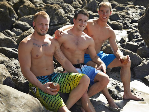Tyler Jacob Tom Corbin Fisher Costa Rica