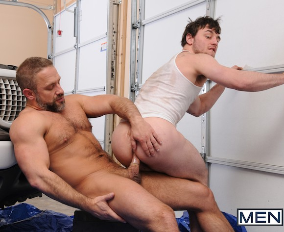 Dirk Caber Fucks Scott Harbor Stepfathers Secret 3