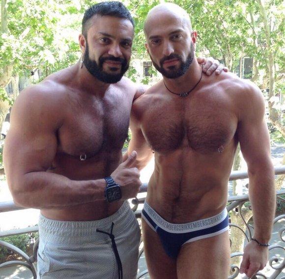 Bruno Boni Rogan Richards Gay Porn Stars TimTales