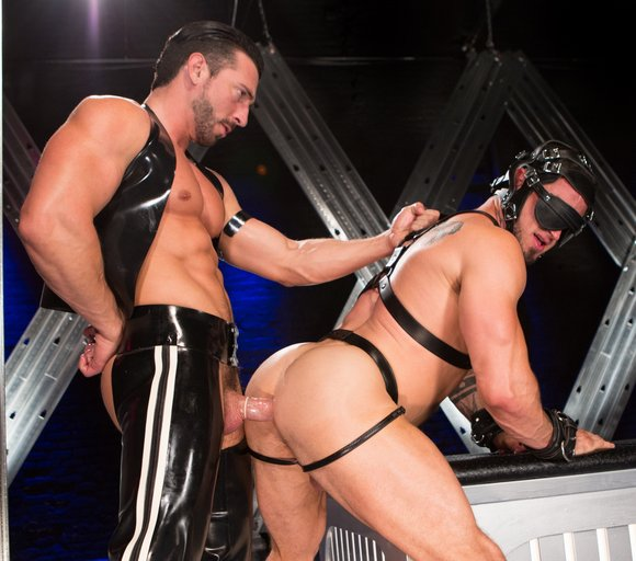 Asian bondage gay