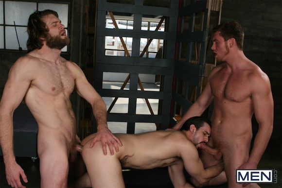 Connor Maguire Colby Keller Phenix Saint