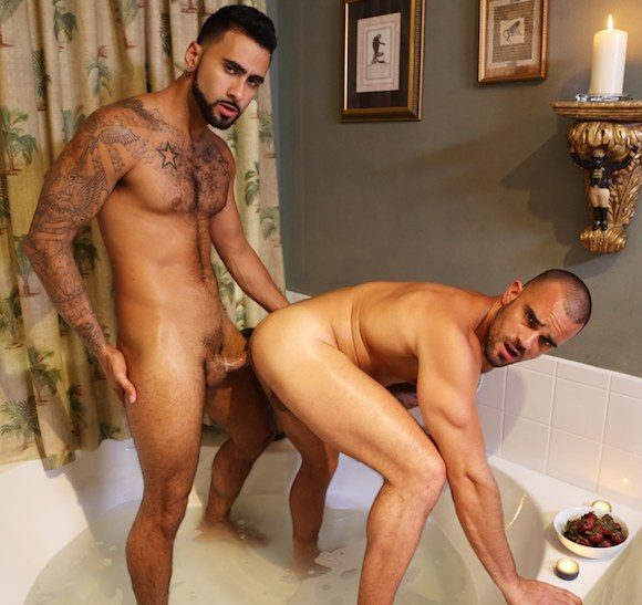 Damien Crosse Rikk York Gay Sex