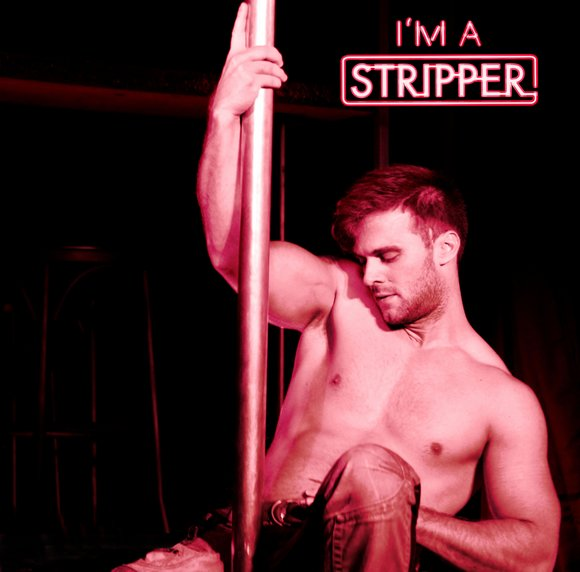 Gabriel Clark Gay Porn Star IM A STRIPPER