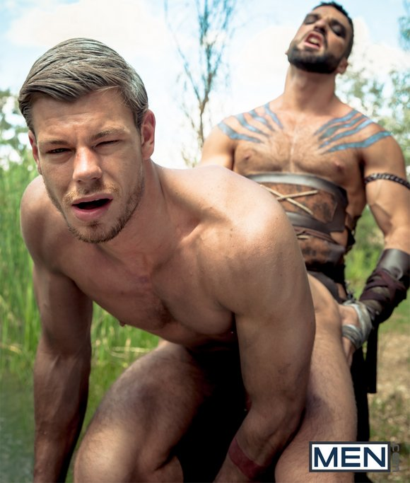 Gay Of Thrones Abraham Al Malek Fucks Toby Dutch