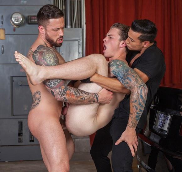 Jordan Levine Zane Porter Angel Santiago RandyBlue