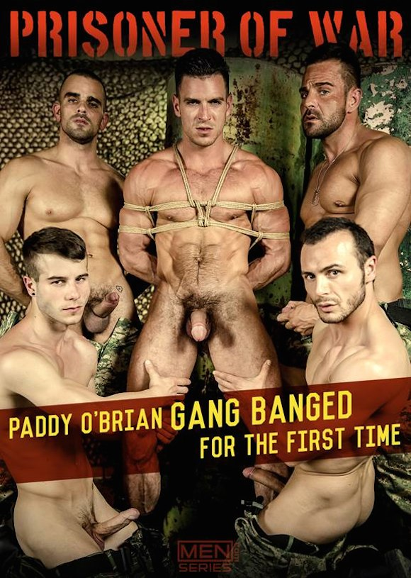 Paddy OBrian First Gang-Banged
