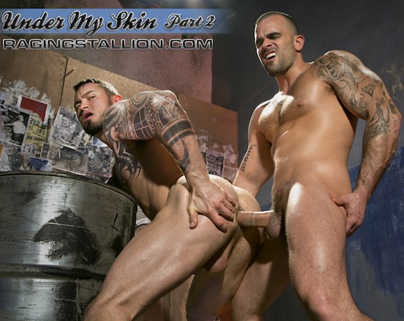 Seven Dixon Damien Crosse Under My Skin 2