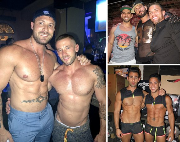Gay Porn Stars Southern Decadence